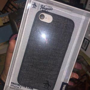 NEW Original Penguin iPHONE 7/6/6sPhone Case Cover